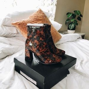 Ankle Booties (Nasty Gal NEW)